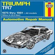 Triumph TR7 1975-82 Owner's Workshop Manual (Classic Reprint Series