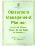 Classroom Management Planner