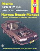 Mazda 626 and MX6 (1983-1992) Automotive Repair Manual