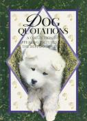 Dog Quotations