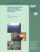 A Biodiversity Assessment of the Eastern Kanuku Mountains, Lower Kwitaro River, Guyana