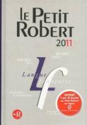Le Nouveau Petit Robert de la Langue Francaise 2011 - Compact Hardback  [FRE]
