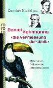 Daniel Kehlmanns Die Vermessung Der Welt