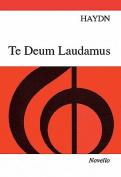 Haydn: Te Deum (vocal Score)