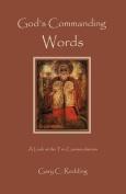 God's Commanding Words