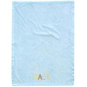 Carter's Baby Blanket - Blue