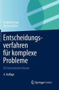 Entscheidungsverfahren Fur Komplexe Probleme [GER]