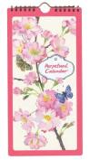 Cherry Blossom Garden Perpetual Calendar