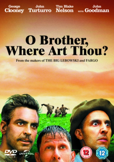 O Brother, Where Art Thou? [Region 2] - DVD - New - Free Shipping.