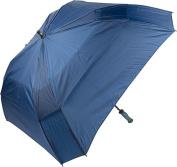 WindPro Gellas Auto Open Vented Square Golf Umbrella - Solid Colors