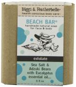 Bigss & Featherbelle Soap Bar, Beach, 100ml