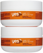 Yes to Carrots Body Butter, 30ml