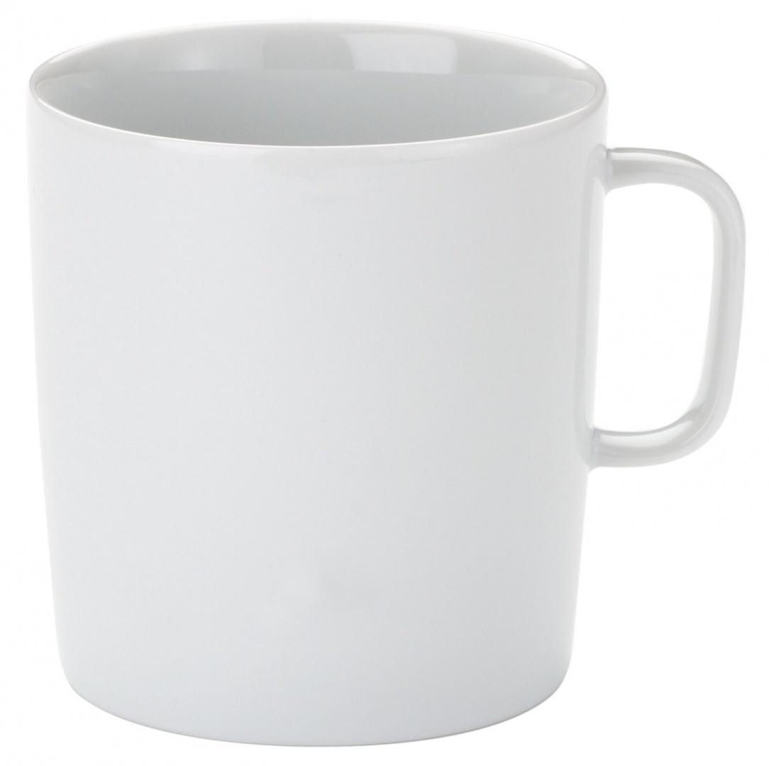 A di alessi platebowlcup mug white porcelain set - Alessi dinnerware sets ...
