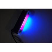 Hand Held UV Blacklight with Built in Flashlight