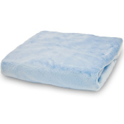 Rumble Tuff CV-CT-300-BL Standard Silky Minky Changing Pad Cover - Blue