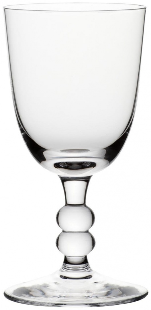 Bohemia crystal cottage wine glasses 6 set 270 ml 11street malaysia barware - Short stemmed wine glasses uk ...