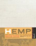 Hemp Sketch Paper Pack 28cm x 36cm