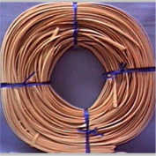 Commonwealth Basket Flat Oval Reed 0.6cm 1-Pound Coil, Approximately 275-Feet