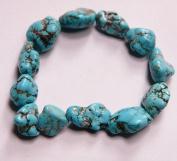 Torqouise Stone Bracelet- J165
