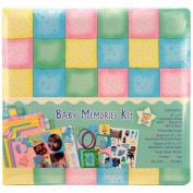 Westrim Baby Memories 30cm by 30cm Scrapbooking Kit
