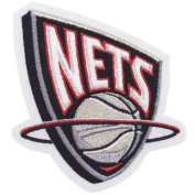New Jersey Nets NBA Logo Patch