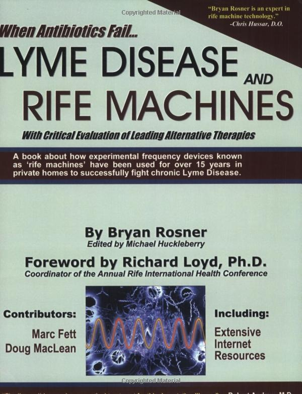 rife machine for lyme