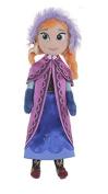 "Official Disney Frozen 10"" 26cm Plush Rag Doll Soft Toy - Anna"