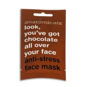 Anatomicals Look You've Got Chocolate All Over Your Face - Face Mask