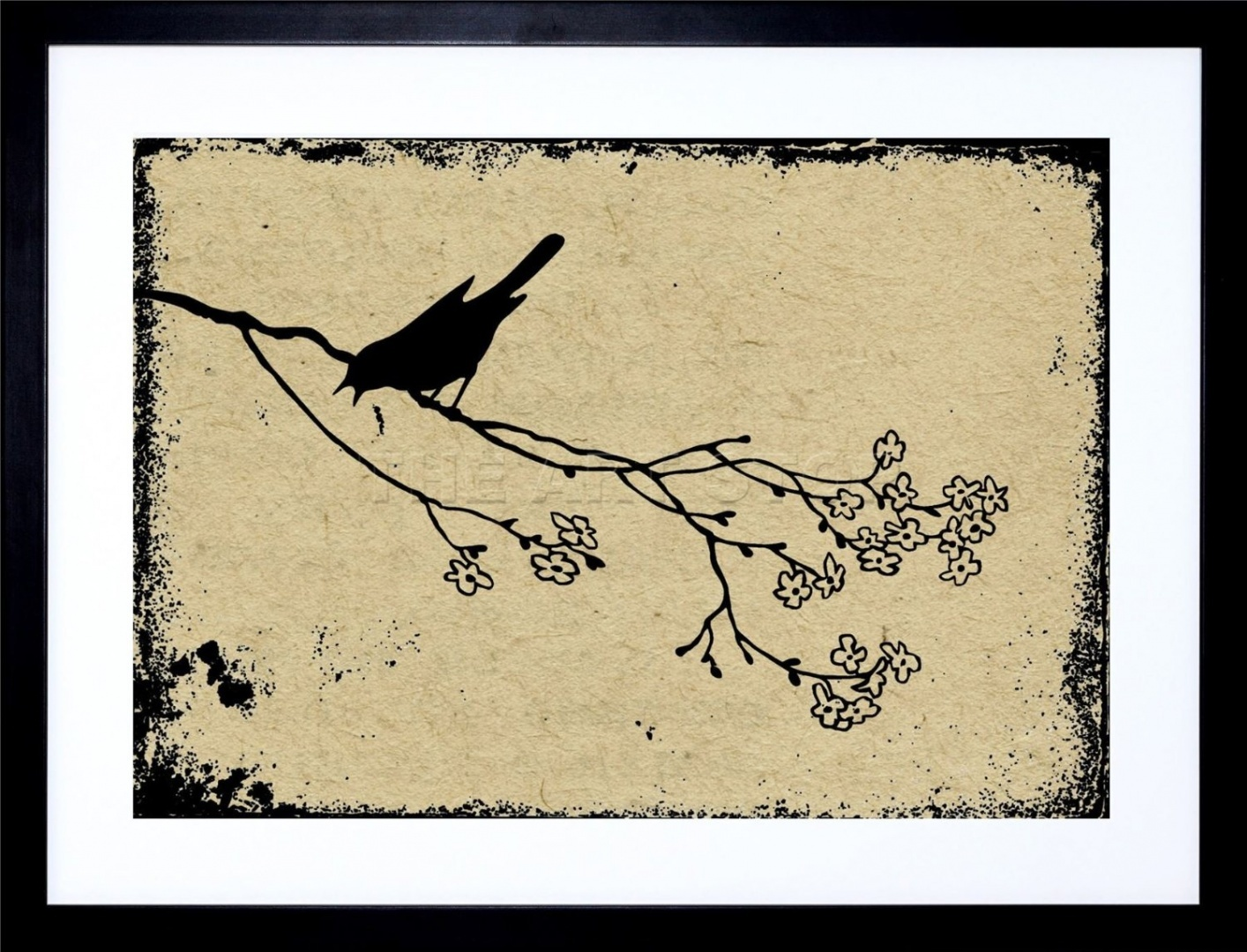 Images of Branch Silhouette Wall Art - #SpaceHero