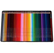 ABOEL™36-colour Art Coloured Pencils/ Drawing Pencils for Artist Sketch / Secret Garden Colouring Book, Set of 36 Assorted Colours ...