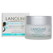 Lanoline New Zealand Argan Oil Night Recovery Cream 50gr50ml