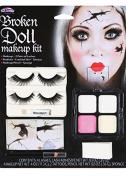 Halloween Gothic Broken Doll Make-Up Kit