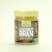 Face Scrub Coconut Bran Face Peeling - 100% Natural - 200ml