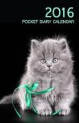 2016 Pocket Diary Calendar