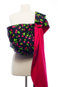 Rockin' Baby Reversible Sling, Cherry Pop