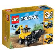 LEGO Creator Construction Vehicles