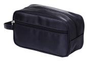 iSuperb® Toiletry Bag Travel Organiser Classy Waterproof Portable Wash Gym Shaving Bag for Men