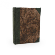Nepali Eco Journal with Vintage Lokta Paper. Hand-made in Nepal.