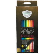 Master Art Master Series 12 Colours 12 Pencils