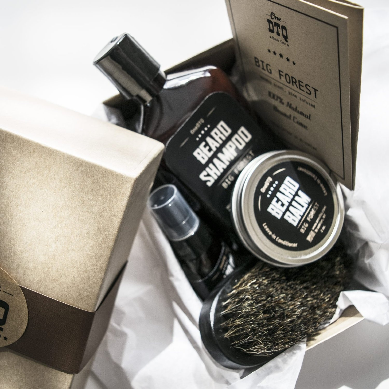 big forest beard grooming kit beard growth beard. Black Bedroom Furniture Sets. Home Design Ideas