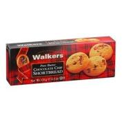 Walkers Shortbread Choc Chip 125g.