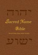 Sacred Name Bible