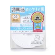 CEZANNE UV Clear Face Powder 02