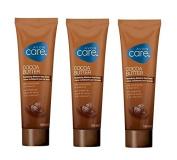 Avon Care Cocoa Butter Revitalising Moisture Hand Cream 100ML x 3
