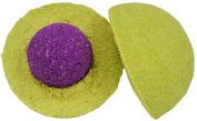 Bath Bomb Mondo 8+ oz Green /Purple Awapuhi Seaberry