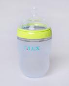 LUX Baby Bottle | Anti Colic Infant Bottle | Silicone Breast-Like Baby Bottle | Nursing Bottle | BPA Free | No Leaking| by LUX Baby Bottle …