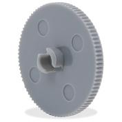 Rapesco Punch Board, P3100, 5.1cm - 1.3cm x 14cm x 1/5.1cm , Grey 1294